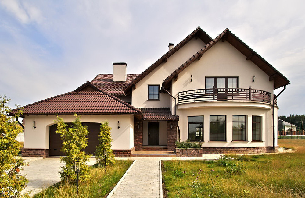 Construction of turnkey houses in Sankt Peterburg