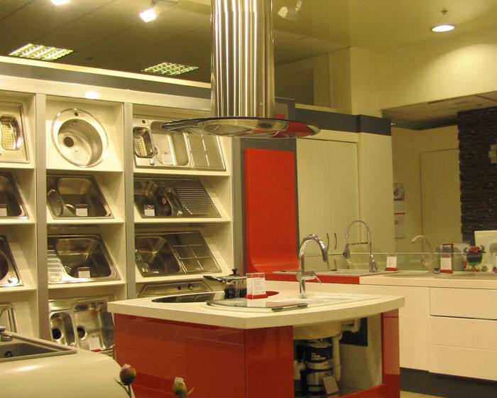 Ремонт салонов кухонь ТЕКА