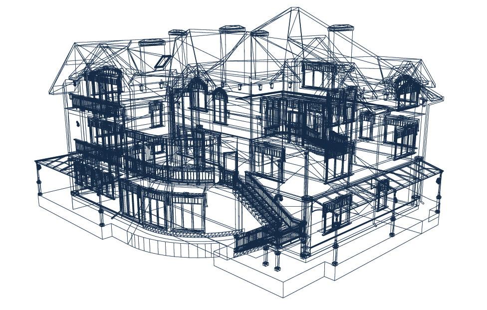 Архитектура здания-1