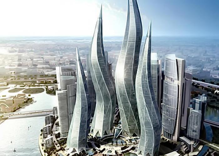 динамическая архитектура