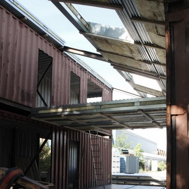 устройство перекрытий и крыши