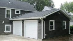 Технология строительства каркасного гаража