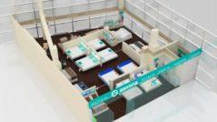 Визуализация магазина Аскона, Мармелад-1