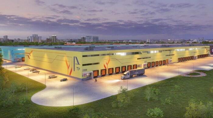 Проект строительства теплого склада