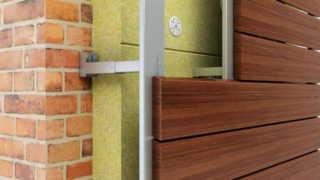 Вентилируемый фасад-особенности и монтаж
